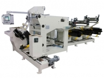Foil winding machine 600-3 (Three core clamping )