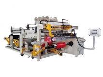 Fully automatic foil winding machine 1400-2
